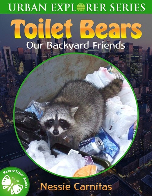 wtf,critters,books,raccoons,funny