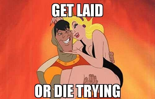 Dragon's Lair in a Nutshell