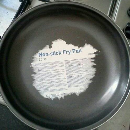 cooking food irony funny pan fail nation g rated