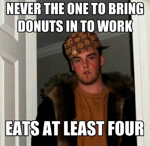 donuts Scumbag Steve - 7806774272
