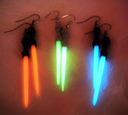 scifi star wars earrings for sale - 7806801664
