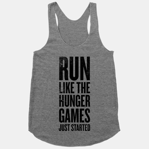 for sale hunger games t shirts athletics working out - 7806806016