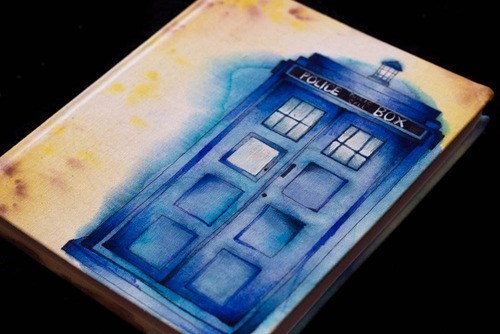 journal tardis for sale doctor who - 7806834176