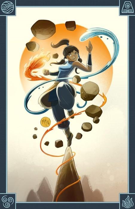 Fan Art for sale korra - 7807082240