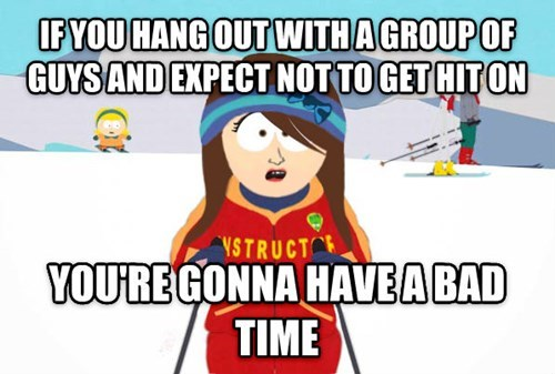 Memes super cool ski instructor
