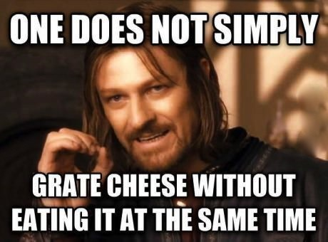 cheese,one does not simply,Memes