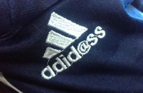 fashion knockoff funny adidas - 7807279872
