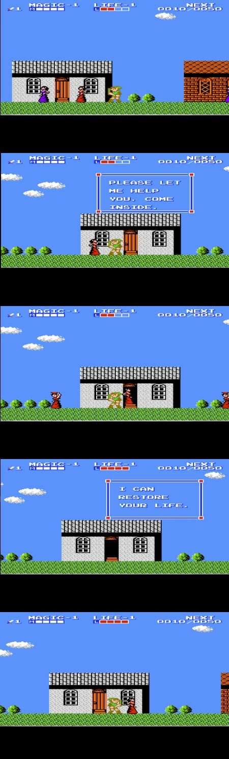 legend of zelda power up Videogames funny - 7807518720