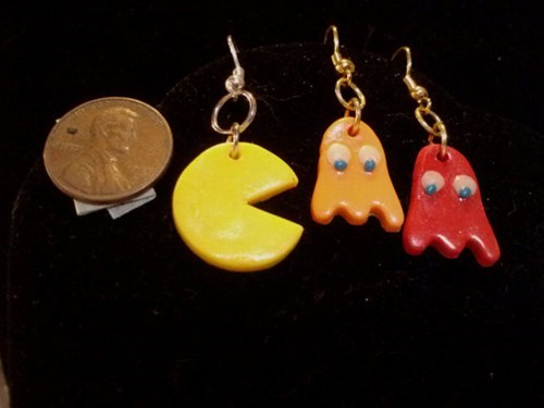Jewelry,for sale,pac man