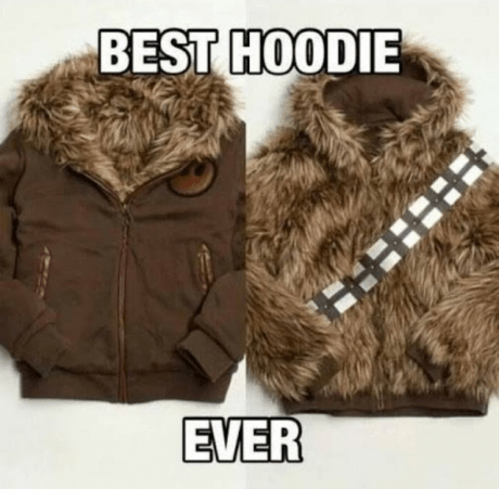 jacket star wars chewbacca wookie - 7808521216