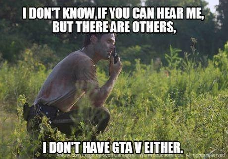 For All the People Who Don't Have GTA V