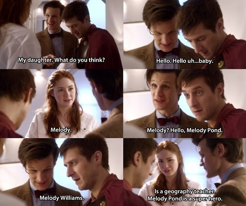 doctor who River Song amy pond rory williams - 7809872896