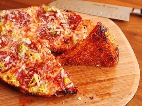 ramen pizza food funny - 7809879552