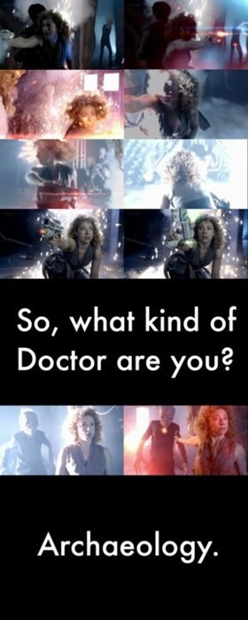 doctor who River Song - 7809890816