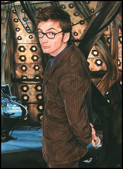 10th doctor Fan Art doctor who - 7809968128