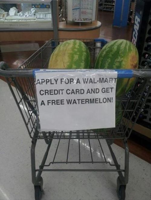watermelon Walmart funny weird - 7813020672