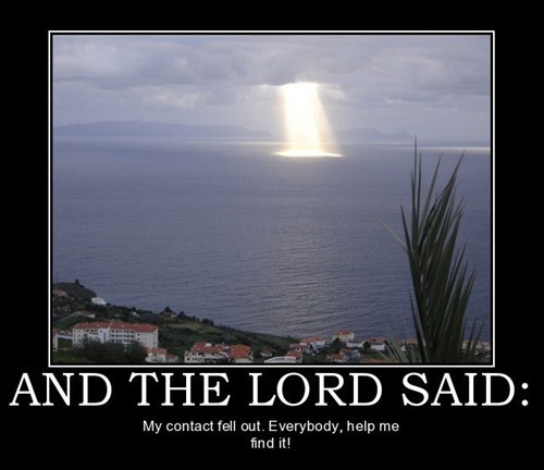 god,contact lens,funny
