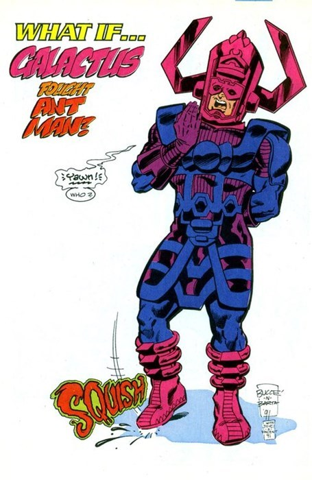 galactus of the page ant man - 7813207808