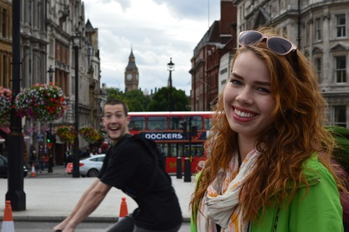 photobomb,London,funny