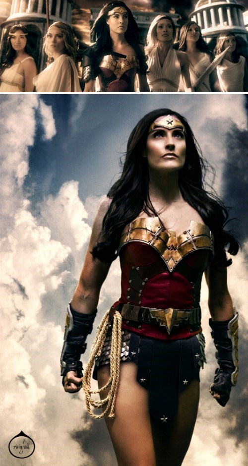 wonder woman,fan film,release date