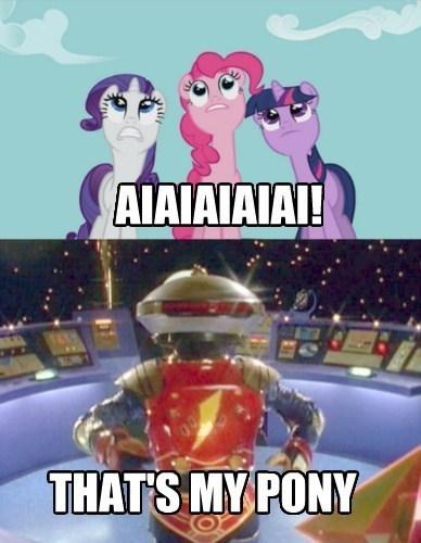 power rangers twilight sparkle pinkie pie rarity - 7813335552