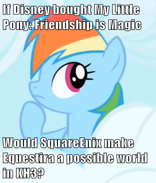 Choose your pony partner wisely