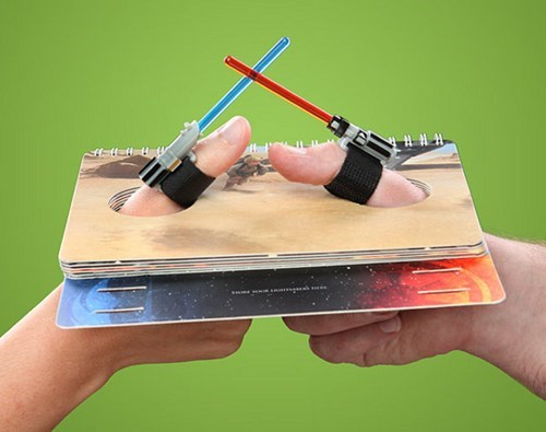 lightsaber star wars design thumb war nerdgasm funny g rated win - 7813460224