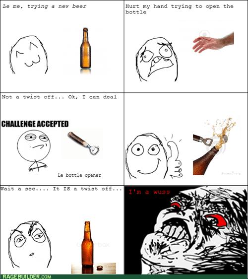 rage beer bottle opener - 7814172160