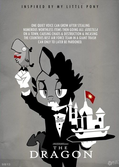 spike Fan Art mashup the butler - 7814199552