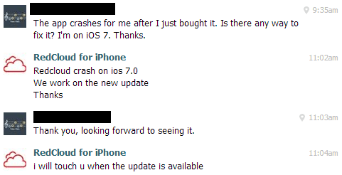 customer service iphone ios7 g rated AutocoWrecks