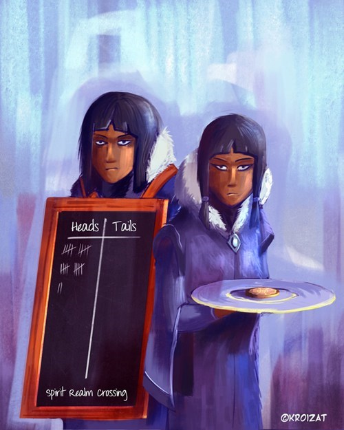 crossover Fan Art eska video games bioshock korra - 7815561984