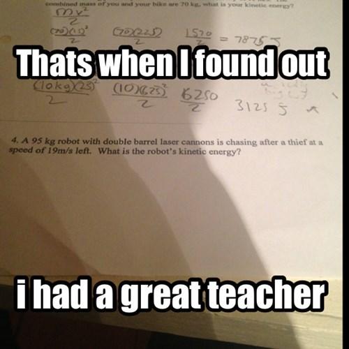 question teacher test funny - 7815694848