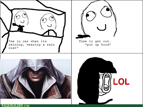 assassins creed,hoods