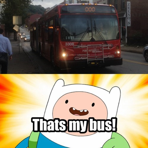 ooo bus adventure time - 7816743680