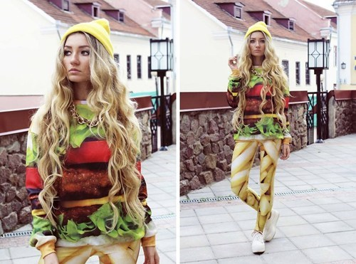 fashion fast food - 7816882176