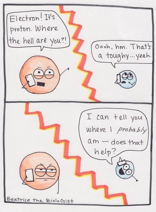 electrons comics science funny web comics - 7817684736