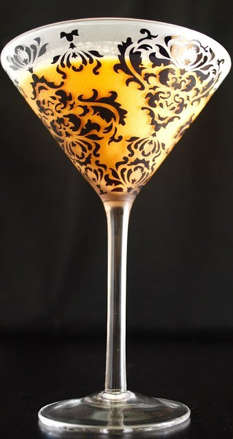 Get Ready for Halloween With the Chocolate Pumpkin Spice Martini
