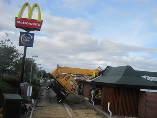 McDonald's drive thru funny - 7817933312