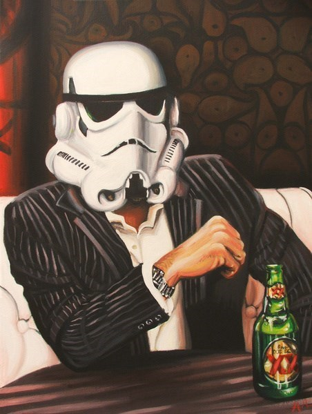 star wars the most interesting man in the world for sale - 7817950464