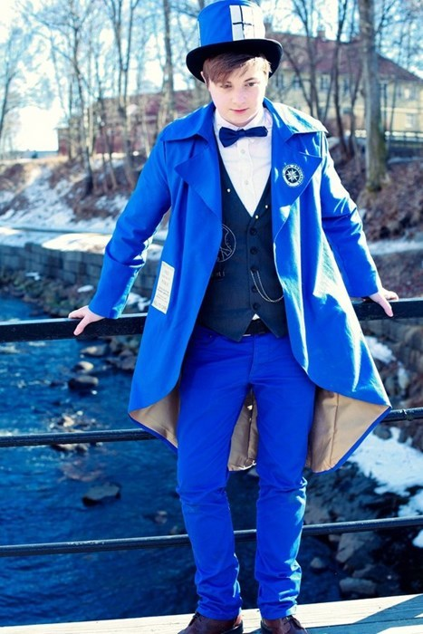 cosplay tardis doctor who - 7818043136