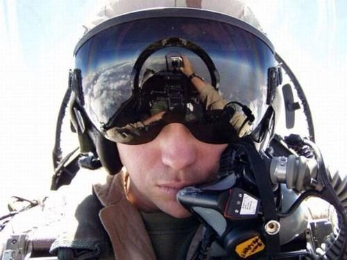 jet merica selfie BAMF funny flying air force