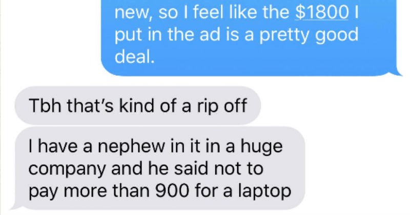 mouthbreather conversation ridiculous texting stupid choosing beggar - 7818245