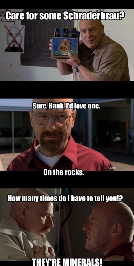 beer breaking bad puns funny - 7818901248