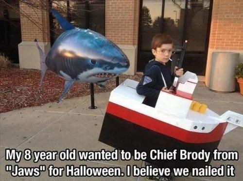 jaws halloween movies parenting costume g rated