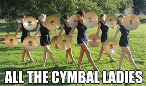 Music,cymbals,beyoncé,puns