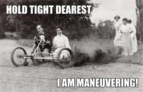 puns,driving