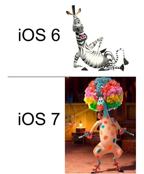 afro ios apple ios 7 - 7819755520