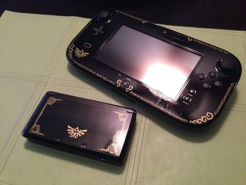 gamepad 3DS zelda nintendo - 7819791872