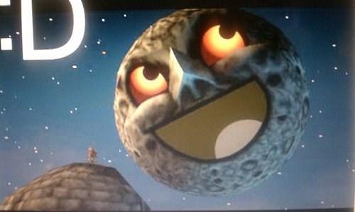 scary majoras mask zelda - 7819856128