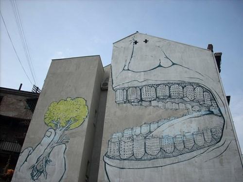 Street Art graffiti hacked irl funny - 7819951360